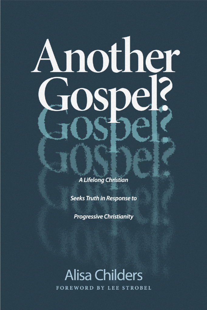 Another Gospel book cover progressive Christianity