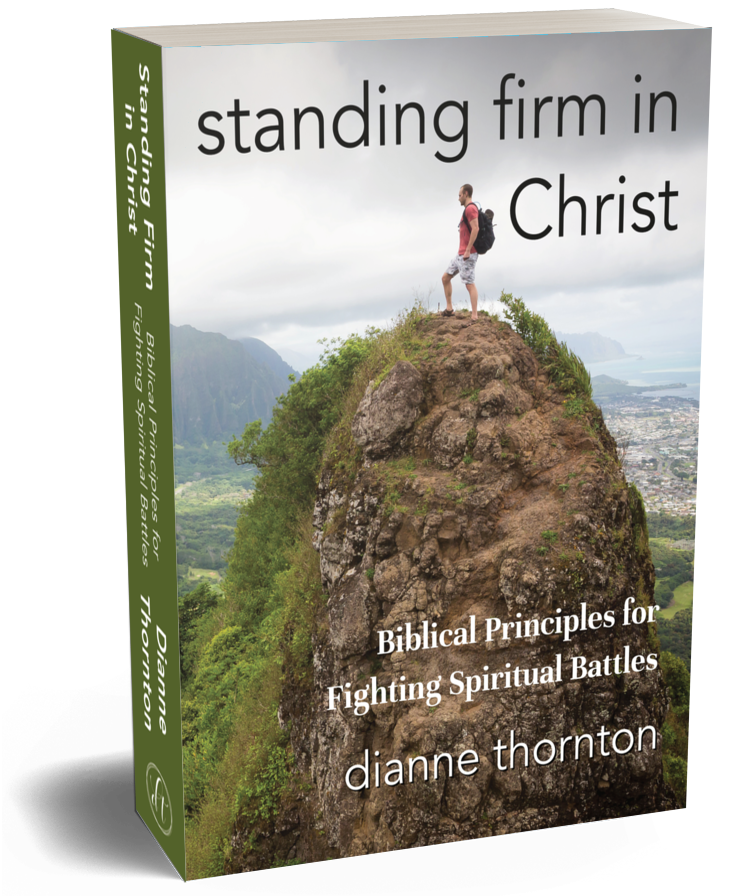 Standing Firm in Christ book cover
